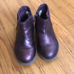Size 7 toddler boots